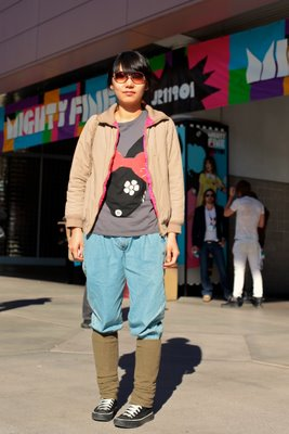 street fashion style las vegas